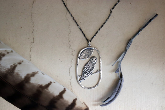Night Guardian Necklace