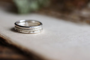 Hawk Stack Ring