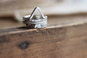 Summit Stack Ring