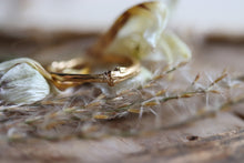 Load image into Gallery viewer, Golden Artemis - Gold Plated Branch Twig Stack Ring