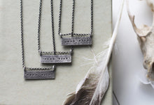 Load image into Gallery viewer, Mama Necklace - Mama Bear, Mama Bird, Mama Wolf,