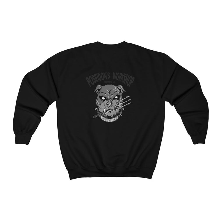 Dog Crewneck Sweatshirt