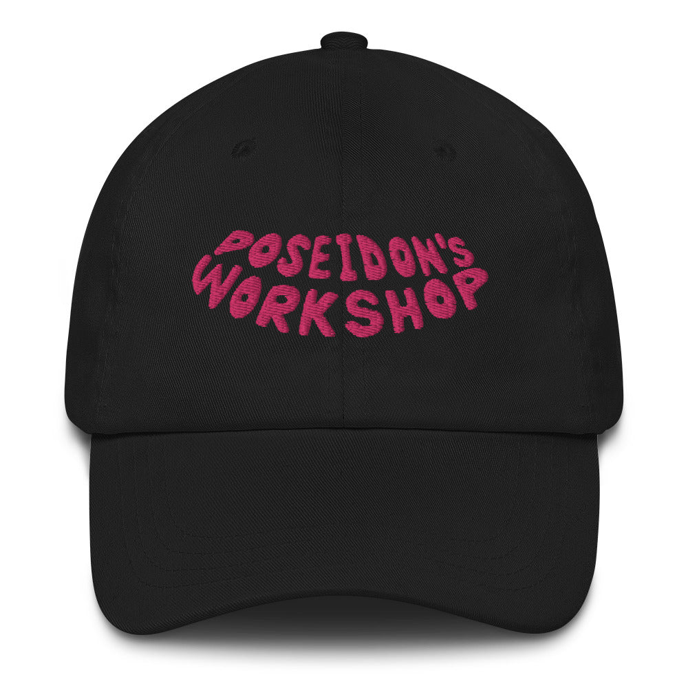 Poseidon's Workshop Dad Hat