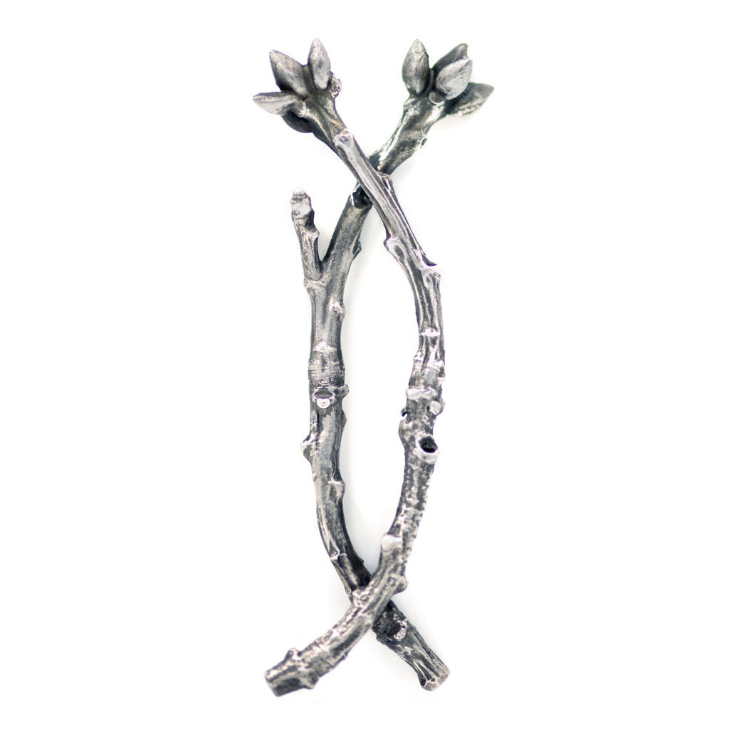Double Branch Brooch