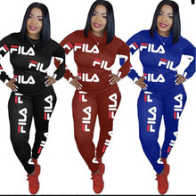 Fila Print Tracksuit - Vigorous Beauty Boutique