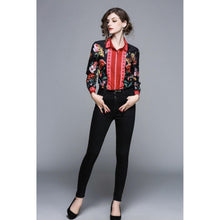 Gucci inspired Blouse
