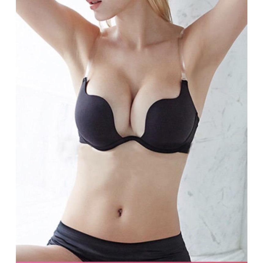 Crisscross Push-Up Bra - Vigorous Beauty Boutique