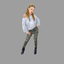 Baddie Camo Skinny Jeans - Vigorous Beauty Boutique