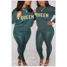 Queen Sweat Suit