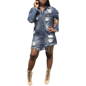 All That Drip Denim Jacket 🥰 - Vigorous Beauty Boutique