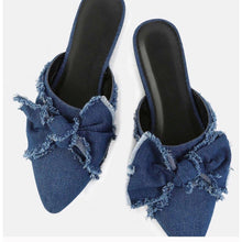 Denim Slides  !!!