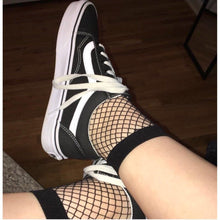 Fishnet Ankle Socks - Vigorous Beauty Boutique