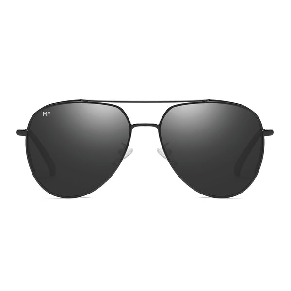 Bolton Aviator Black Polarizados