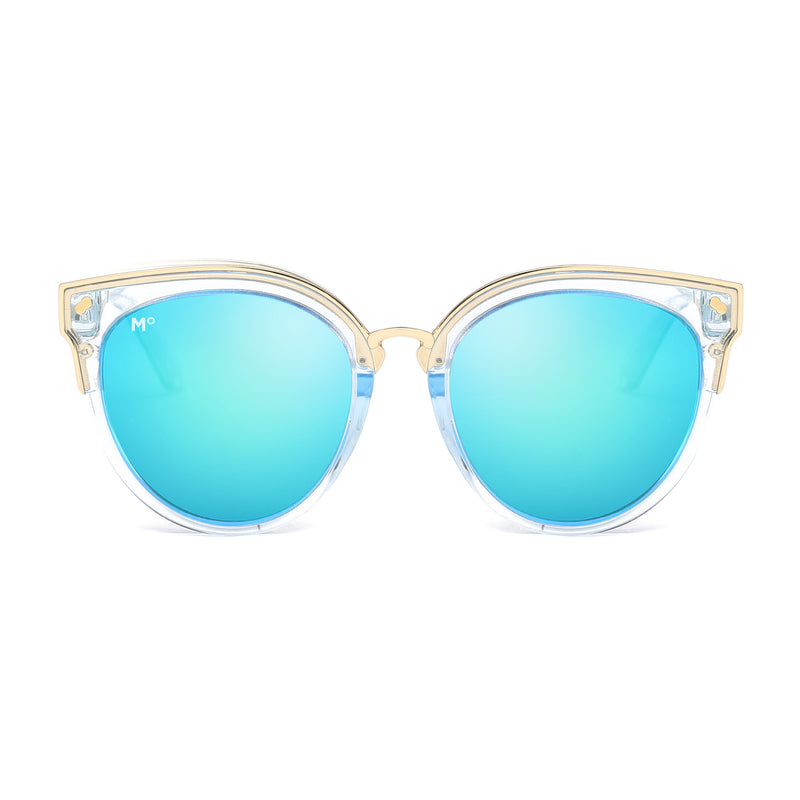 Bromley Cateye Blue Polarizados