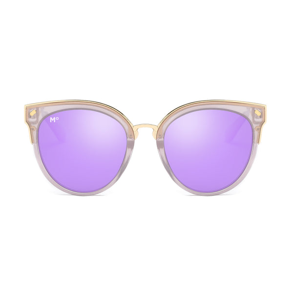 Bromley Cateye Purple Polarizados