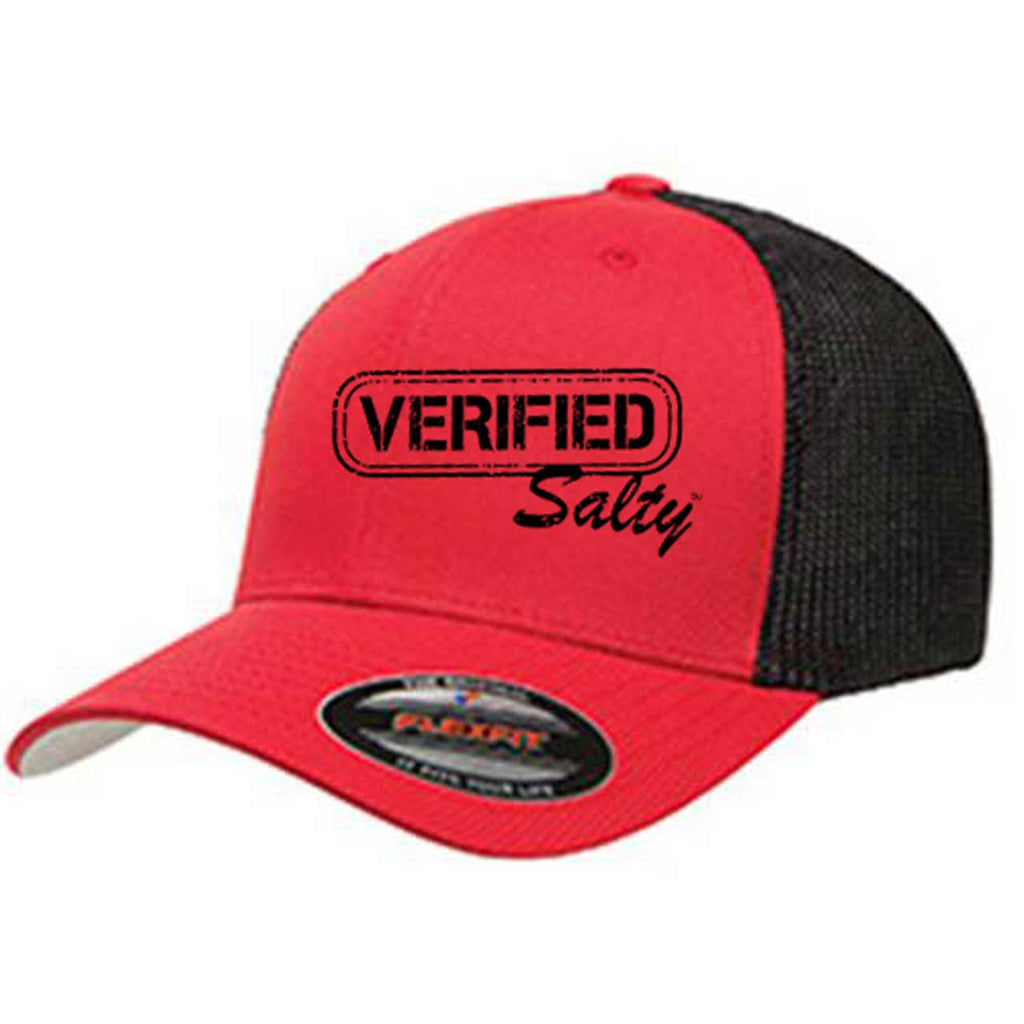 Verified Salty Logo Hat