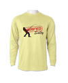 Long Sleeve Performance Shirt UV 50+ Fishing