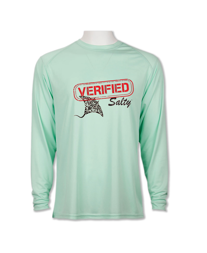 Long Sleeve Performance Shirt UV 50+ Manta