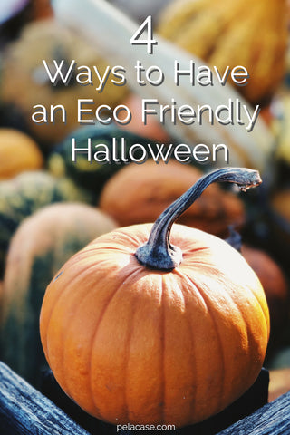 4 tips for having an eco friendly halloween from pelacase.com