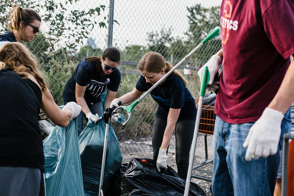 United By Blue Clean Up