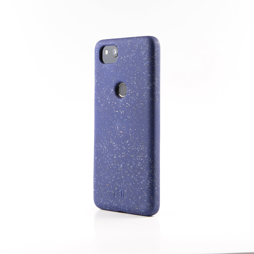 Blue Google Pixel 2 Eco-Friendly Phone Case