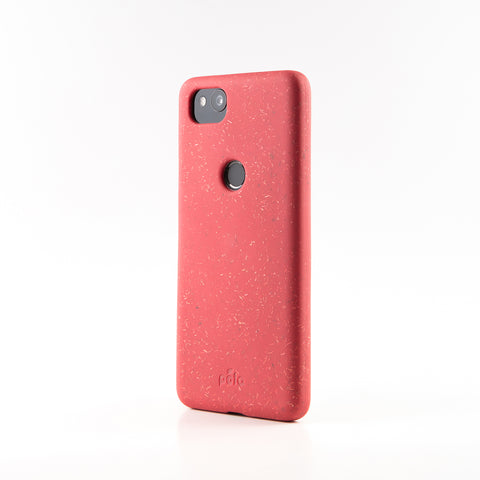 Red Google Pixel 2 Eco-Friendly Phone Case