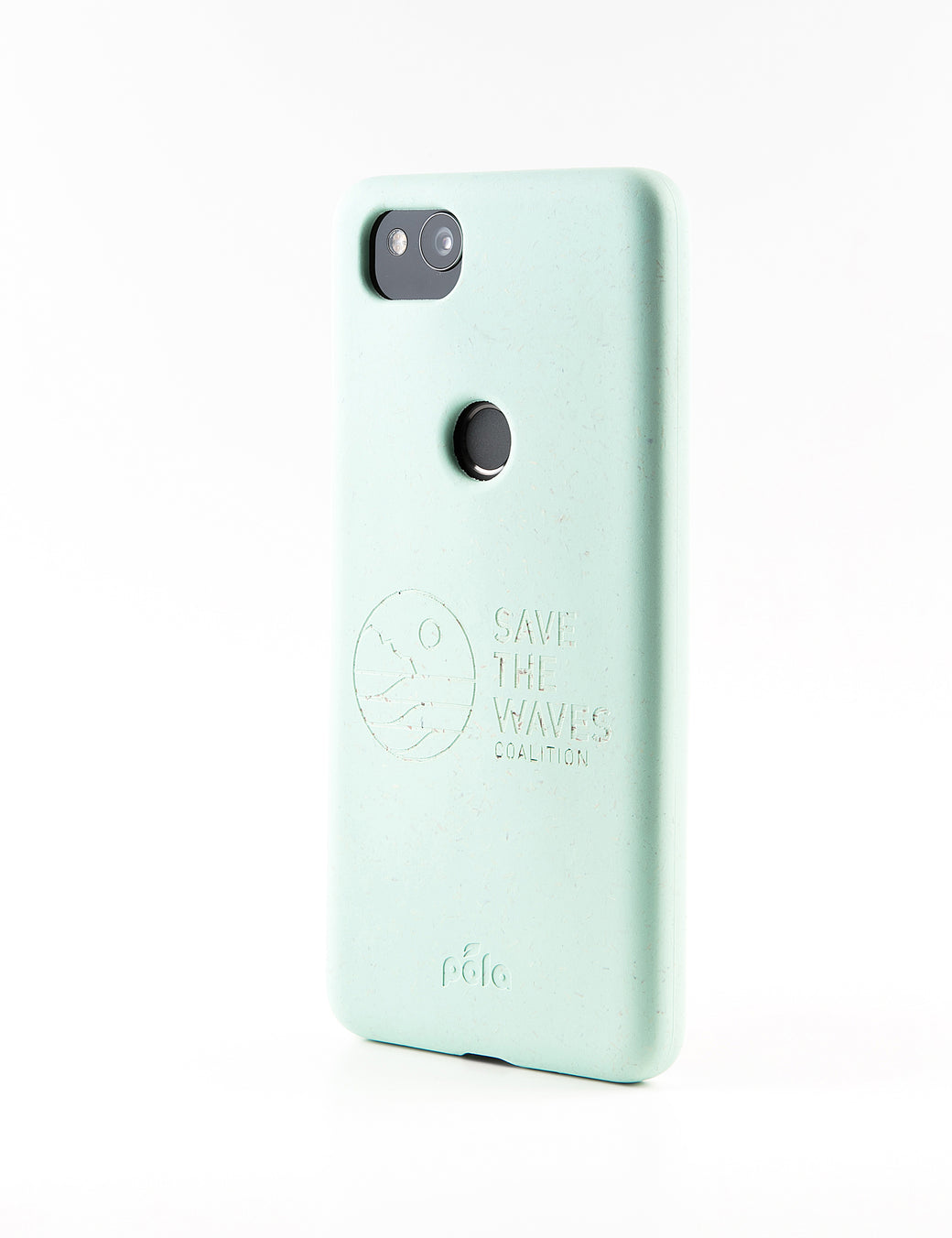 buy online d70f1 939ba Save The Waves - Ocean Turquoise Google Pixel 2 Eco-Friendly Phone ...