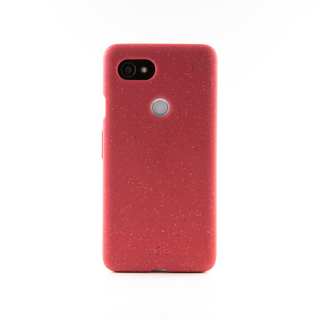 Red Google Pixel 2XL Eco-Friendly Phone Case