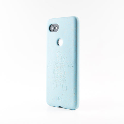 Sky Blue (Turtle Edition) Eco-Friendly Google Pixel 2XL Case