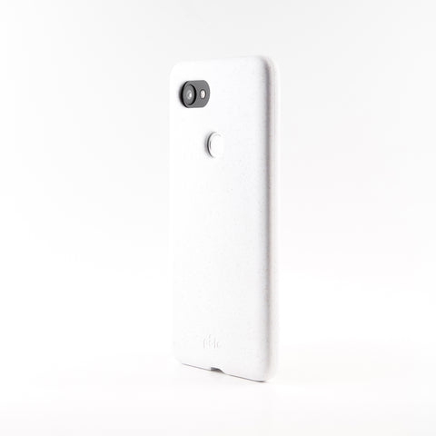 White Google Pixel 2XL Eco-Friendly Phone Case