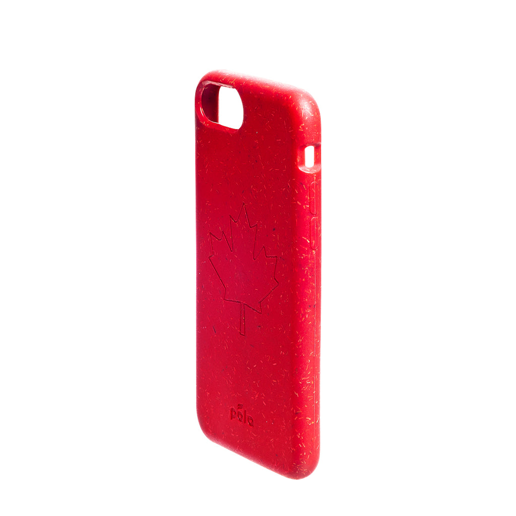 Born in Canada Limited Edition Compostable Phone Case for the iPhone Plus