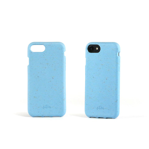 *New* Sky Blue Eco-Friendly iPhone 7 Case