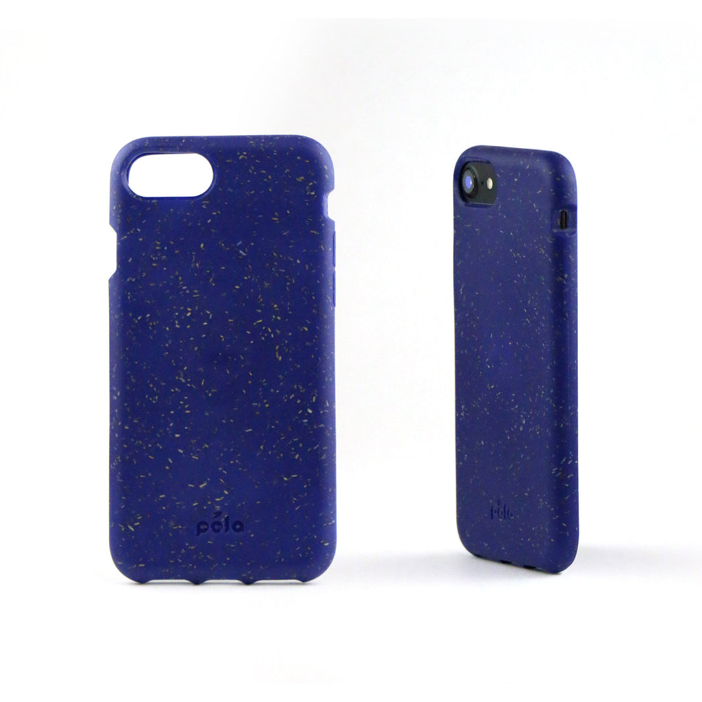 Blue Eco-Friendly iPhone 7 Case