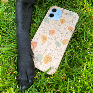 Seashell Puppers iPhone 12/ iPhone 12 Pro Case