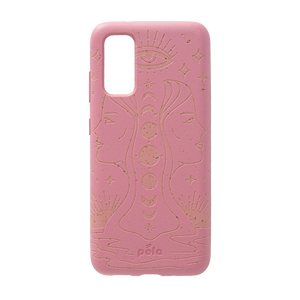 Cassis Reflect Samsung S20 Eco-Friendly Phone Case