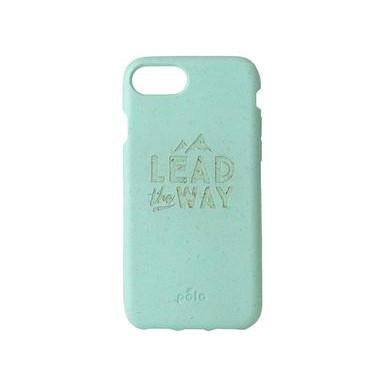 """Lead The Way"" Ocean Turquoise Eco Friendly iPhone 7 / 8 Case"