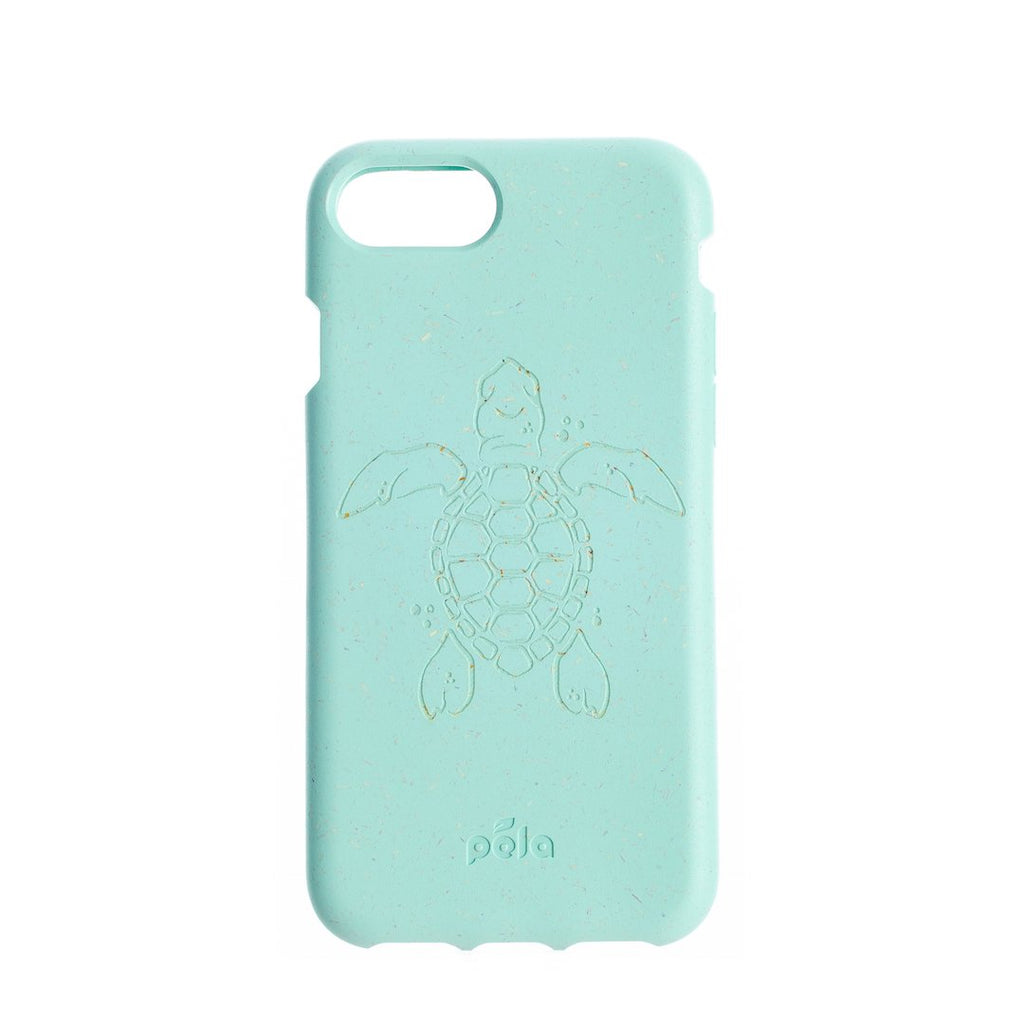 Ocean Turquoise (Turtle Edition) Eco-Friendly iPhone 7/8