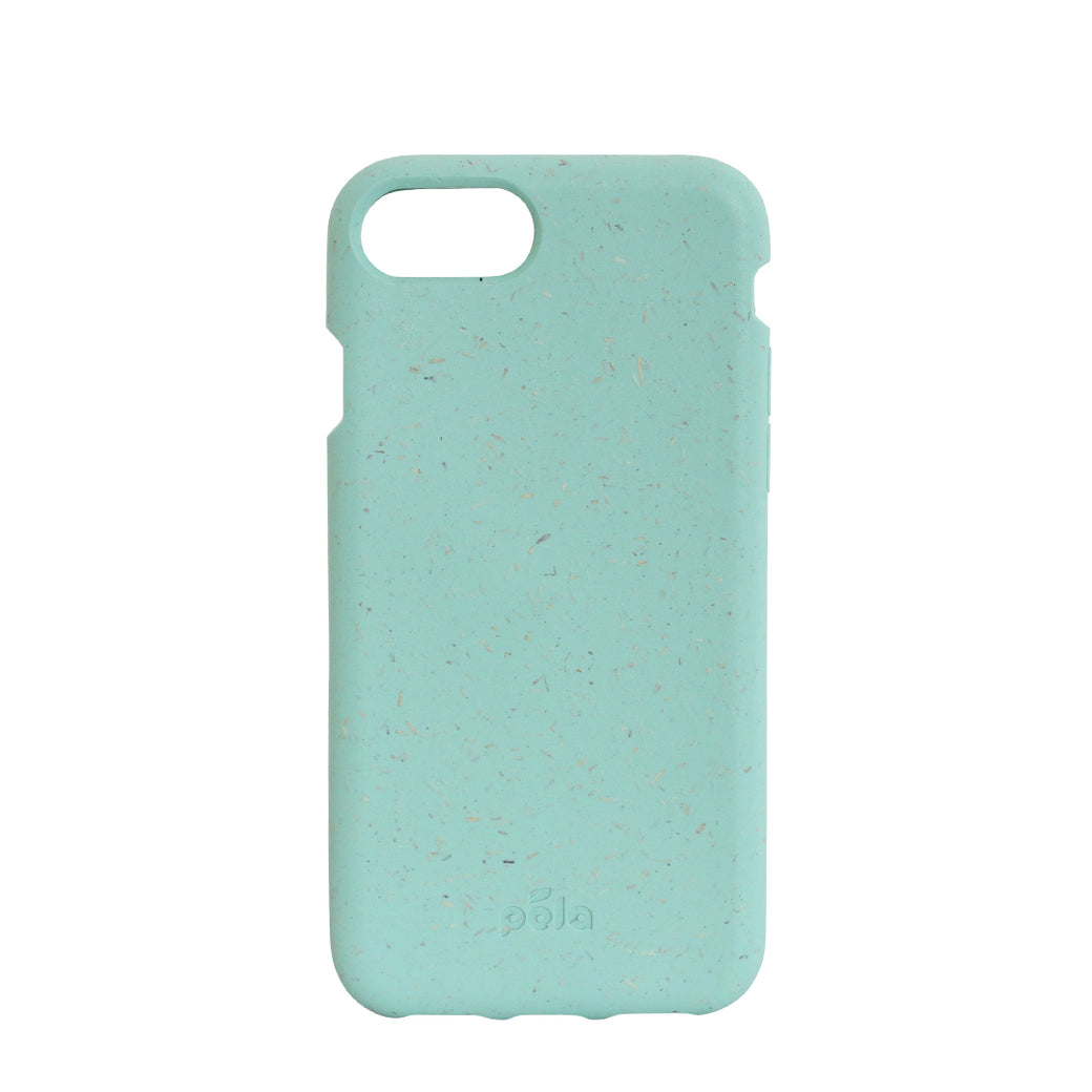 free shipping 794df 869a8 Ocean Turquoise Eco-Friendly iPhone 7 Case / iPhone Cover– Pela Case