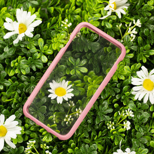 Clear Eco-Friendly iPhone 6/6s/7/8/SE Case with Cassis Ridge