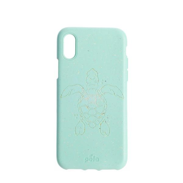 9f9f293879eec Ocean Turquoise (Turtle Edition) Eco-Friendly iPhone XS Max Case ...