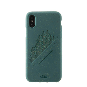 Green Summit Eco-Friendly iPhone XS Case