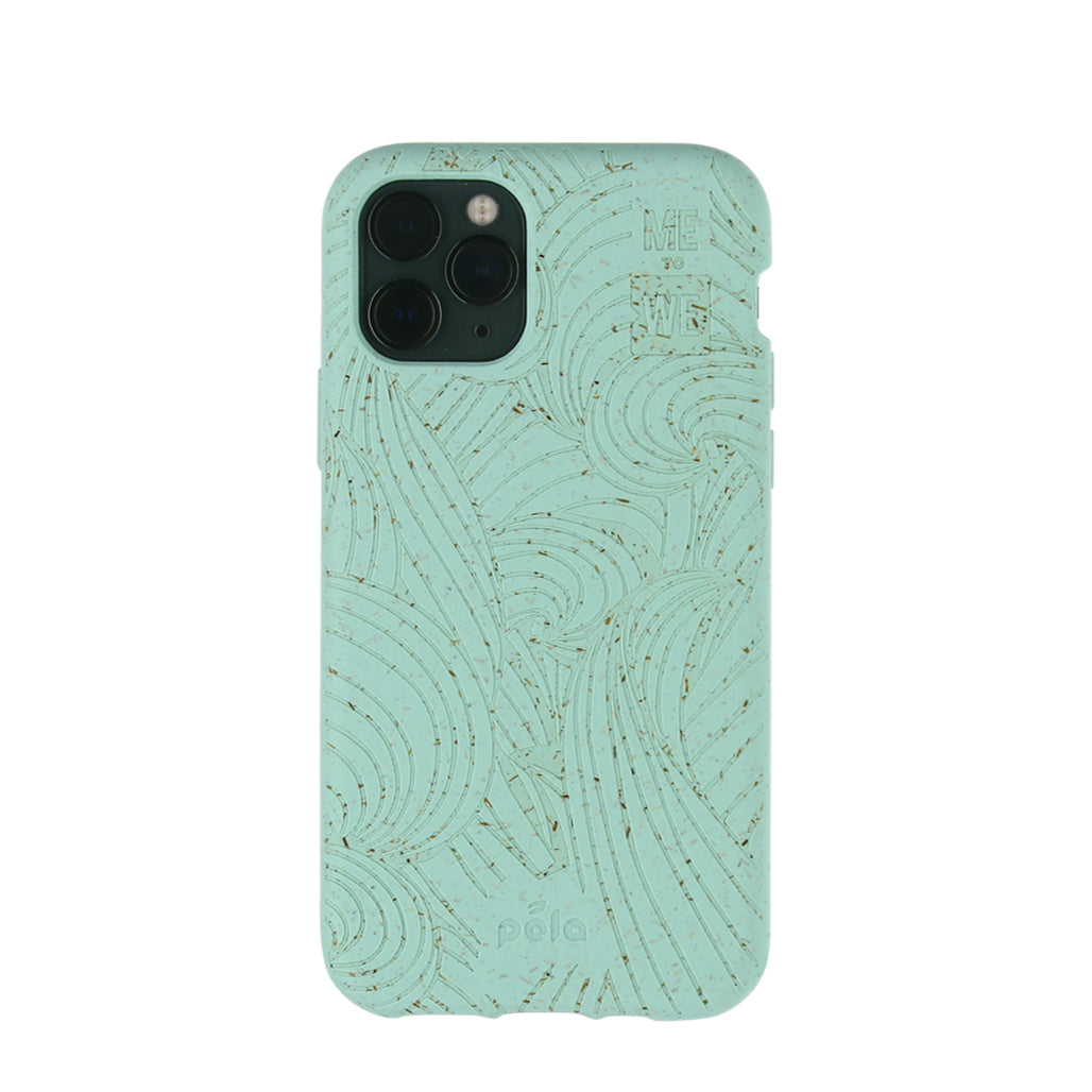 colour waves I iPhone 11 case