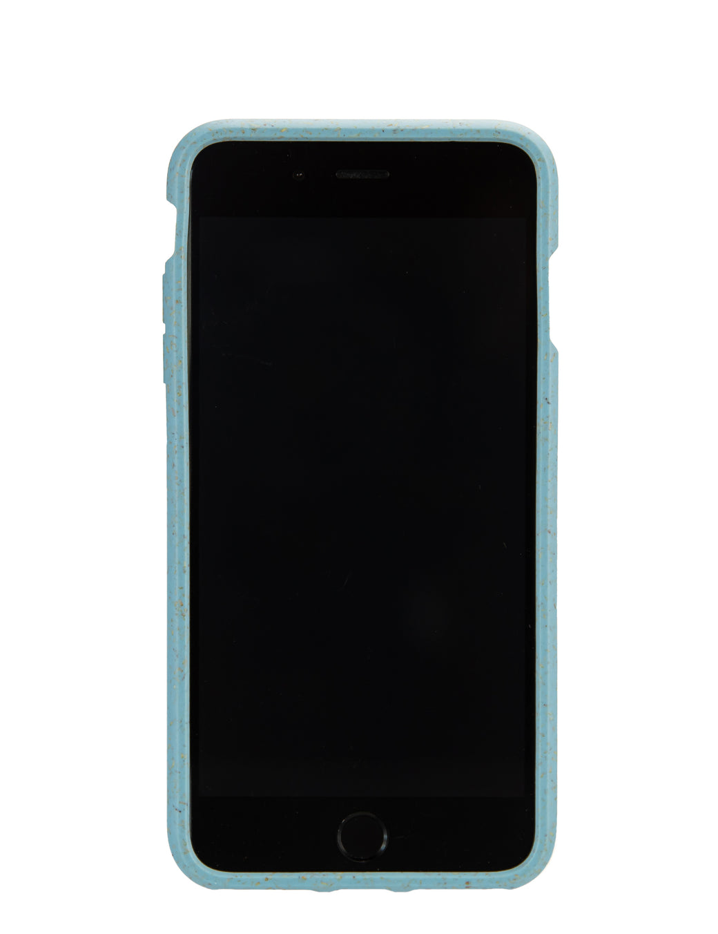 Sky Blue Protect and Preserve Eco-Friendly iPhone Plus Case