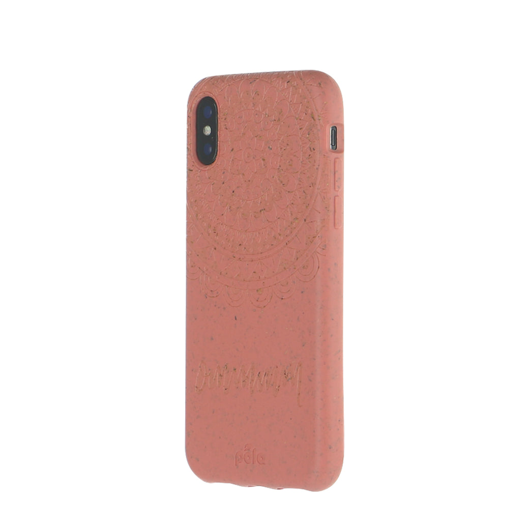 Cover iPhone 6 Plus / 6S Plus keep calm and viva rosso cover