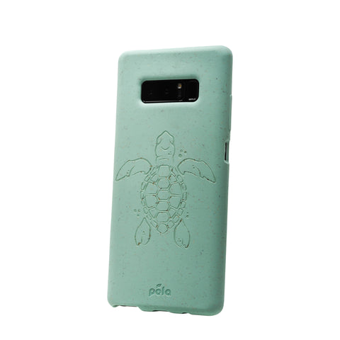 Ocean Turquoise (Turtle Edition) Samsung Note8 Eco-Friendly Phone Case