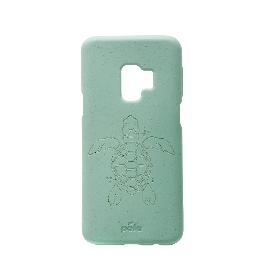 Ocean Turquoise (Turtle Edition) Samsung S9+(Plus) Eco-Friendly Phone Case