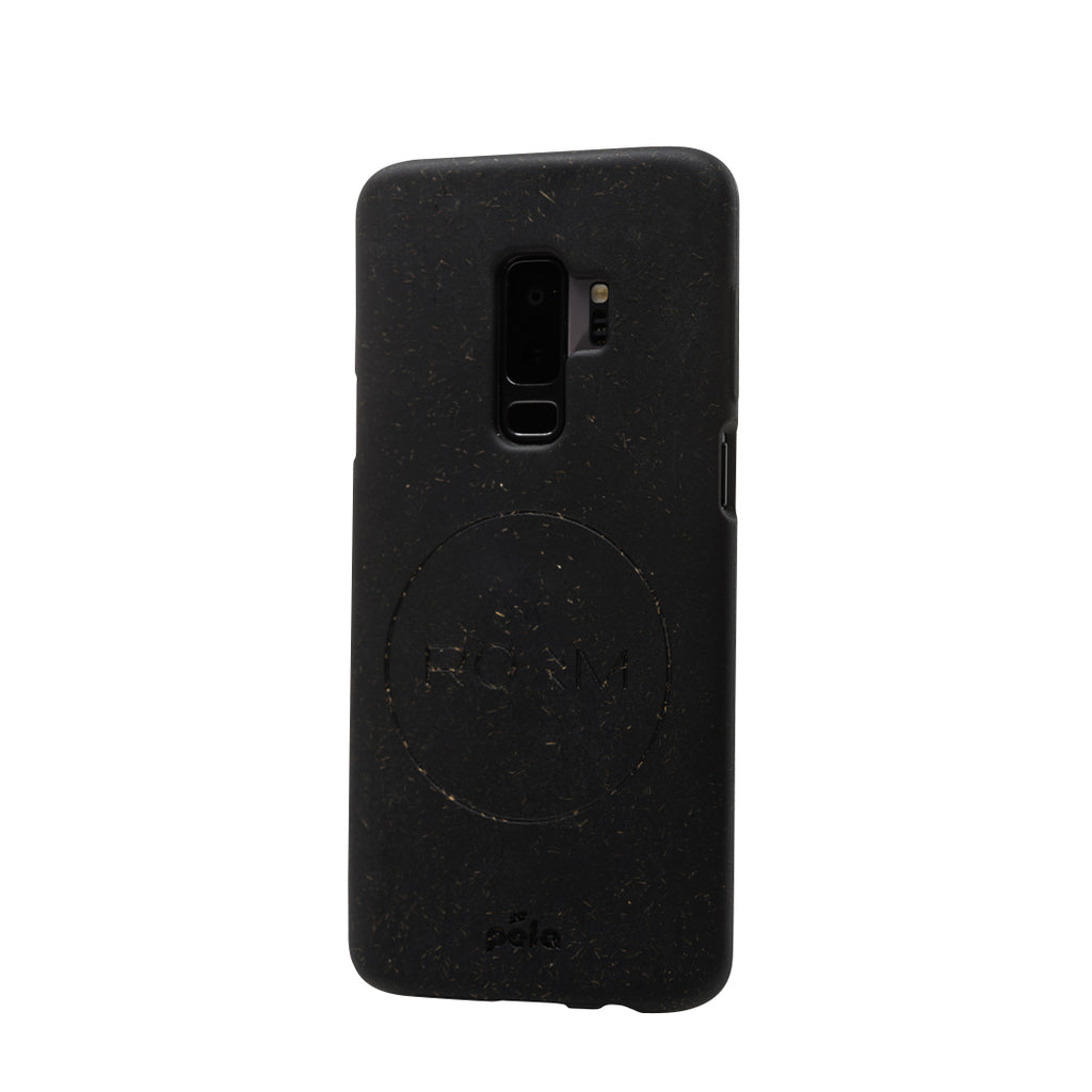 ROAM Black Samsung S9+(Plus) Eco-Friendly Phone Case