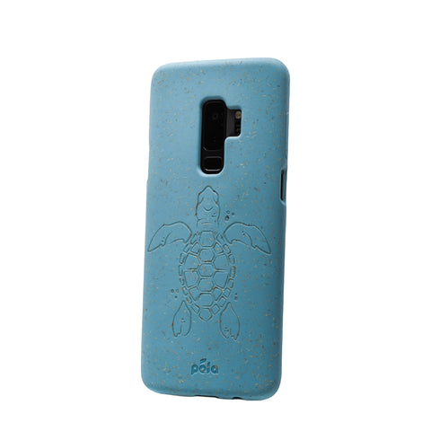 Sky Blue (Turtle Edition) Samsung S9+(Plus) Eco-Friendly Phone Case