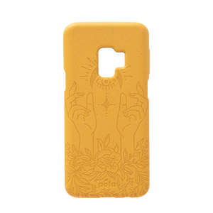 Mellow Yellow Rise Samsung S9 Eco-Friendly Phone Case
