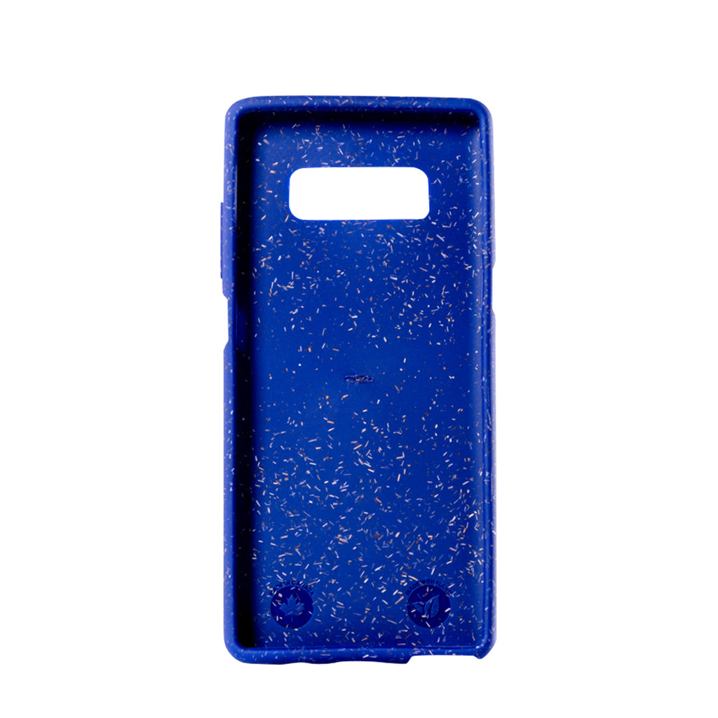 Blue Samsung Note8 Eco-Friendly Phone Case